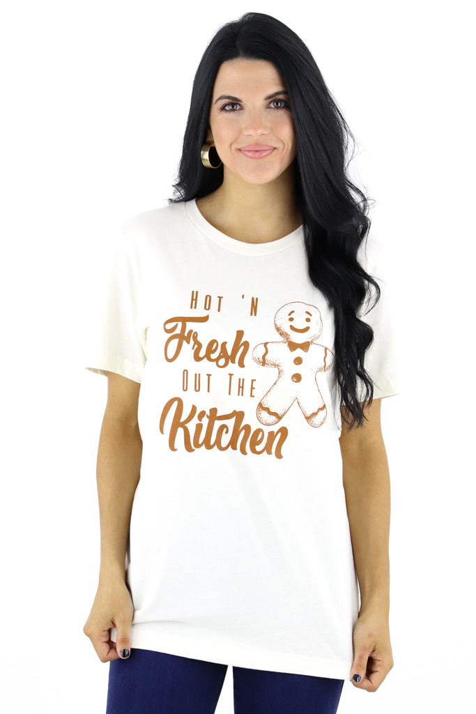 Fresh Out The Kitchen Graphic Tee