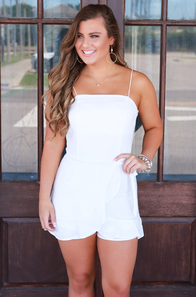 Just A Little Love Romper