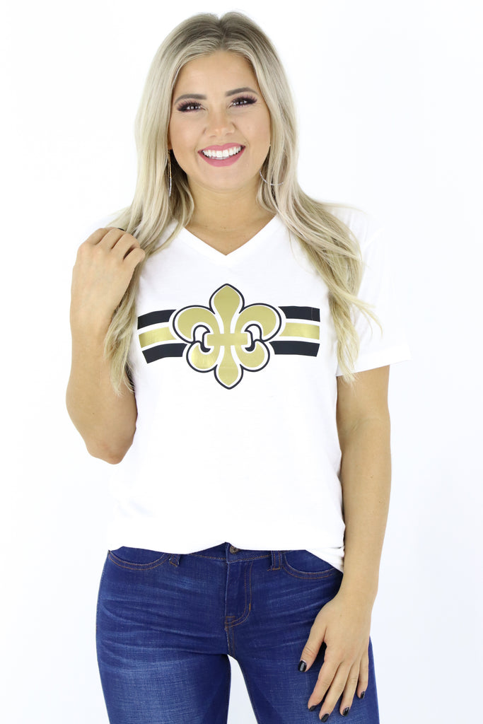 Saints Color Rush Graphic Tee