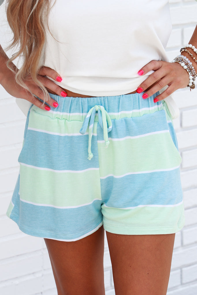 Calm And Collected Shorts