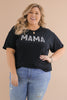 CURVY: Leopard Mama Graphic Top