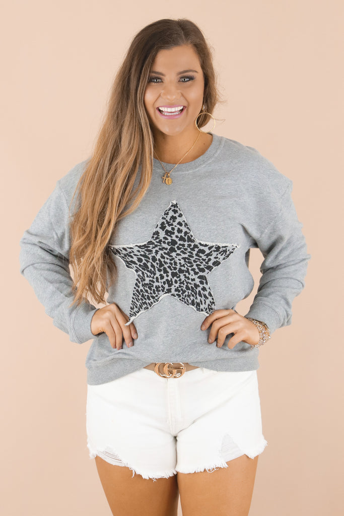 Here To Relax Graphic Pullover