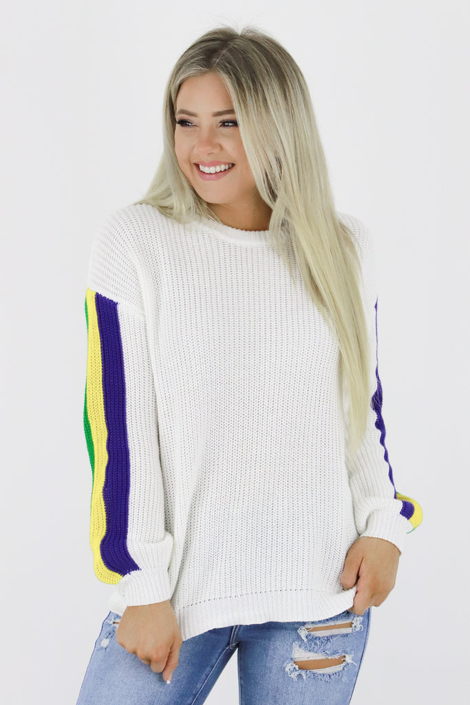 Parade Madness Sweater
