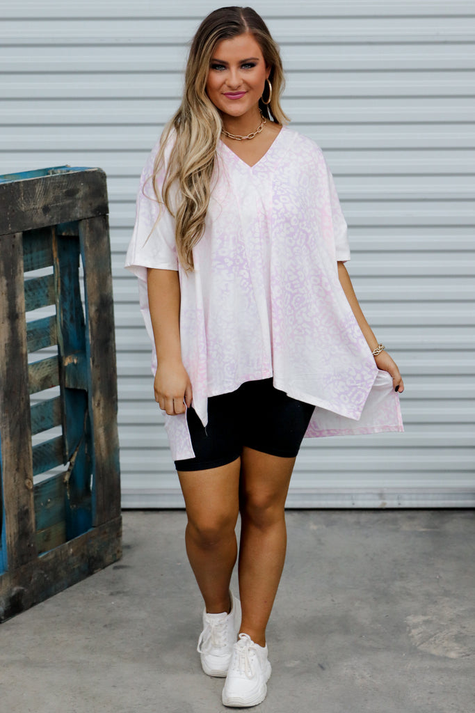 Always Here For You Tunic Top