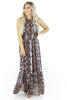 No Hard Feelings Maxi Dress