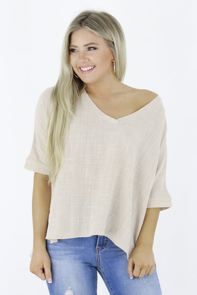 Perfectly Plain Top