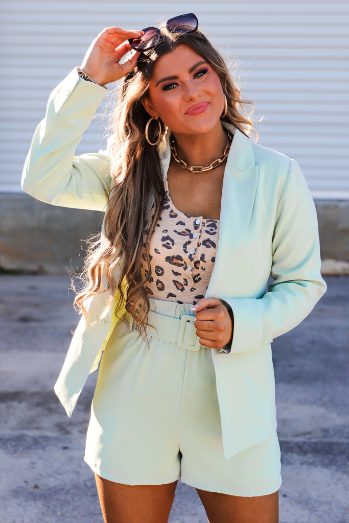 Beat The Chill Blazer Jacket