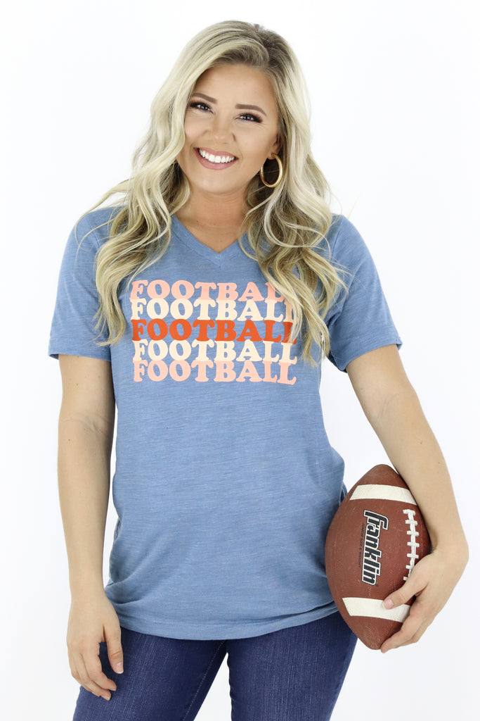 Football Season Graphic Tee