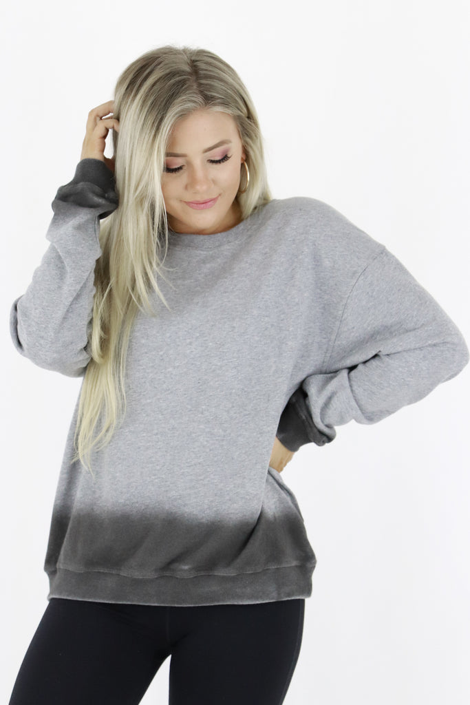 The Extra Mile Pullover