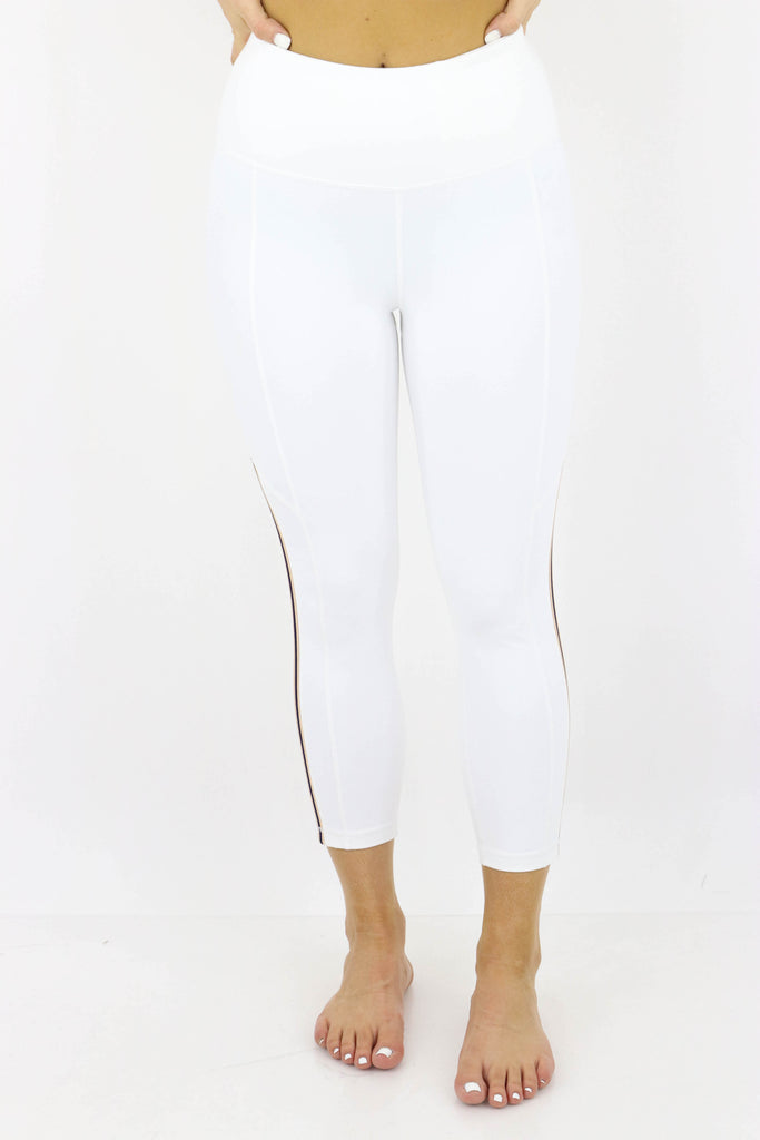 For Your Comfort Capri Leggings