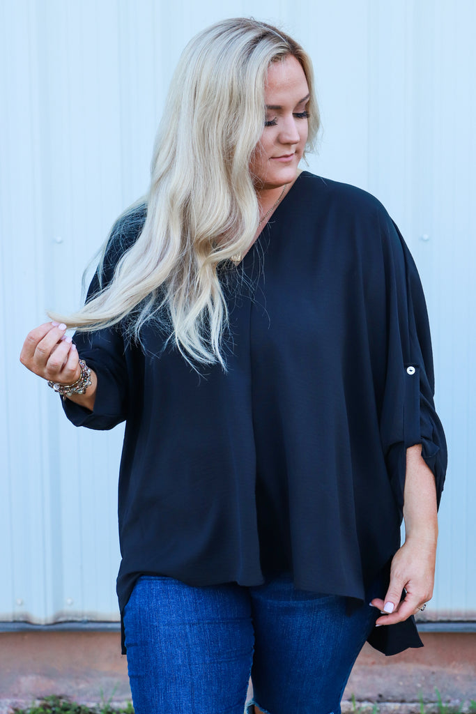 CURVY: Make Moments Last Blouse