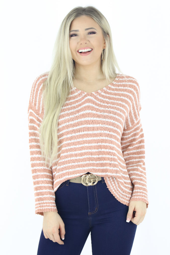 Chill Girl Knit Sweater