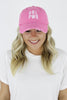 Girl Pwr Distressed Hat