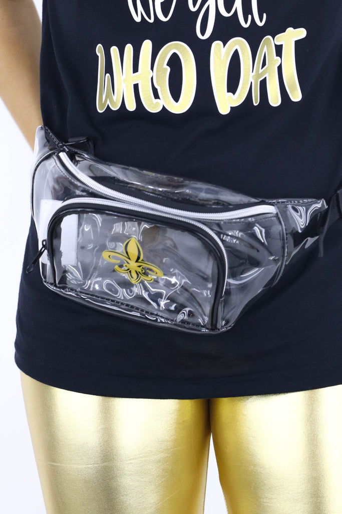 Clear FDL Fanny Pack