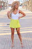 Bringing The Sunshine Skort