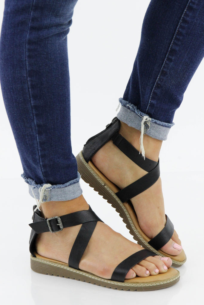 Return To Happiness Sandal