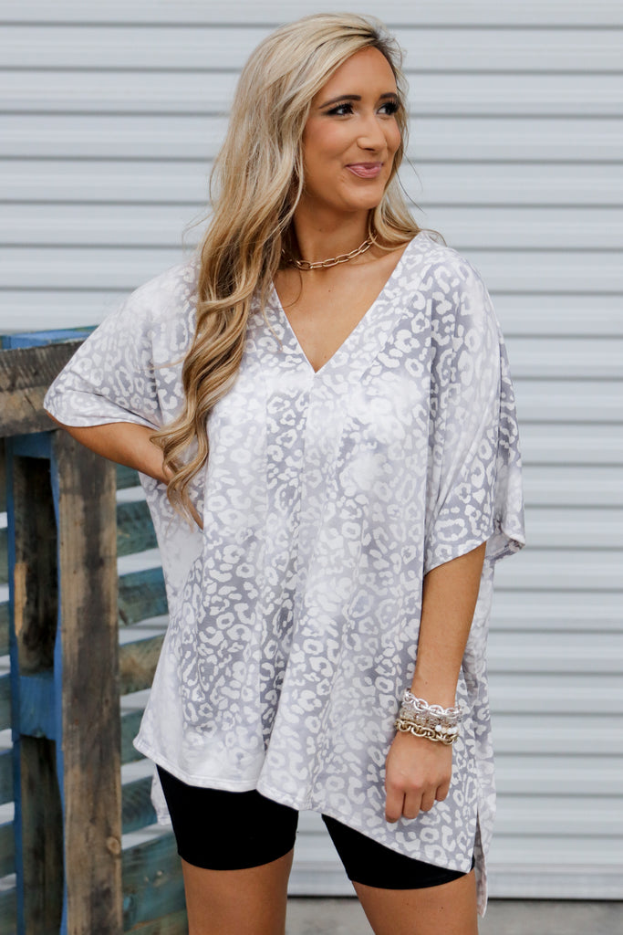 Make The Connection Tunic Top