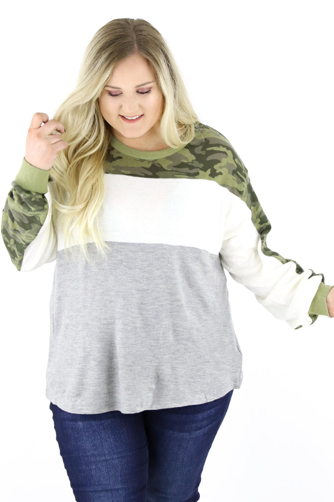 CURVY: Nights Like These Top