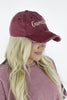 Game Day Embroidered Hat