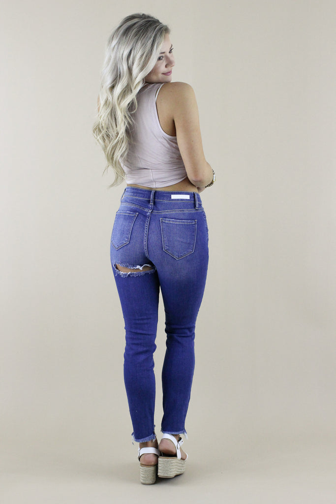 Always Polished Fit Crop Skinny Jeans