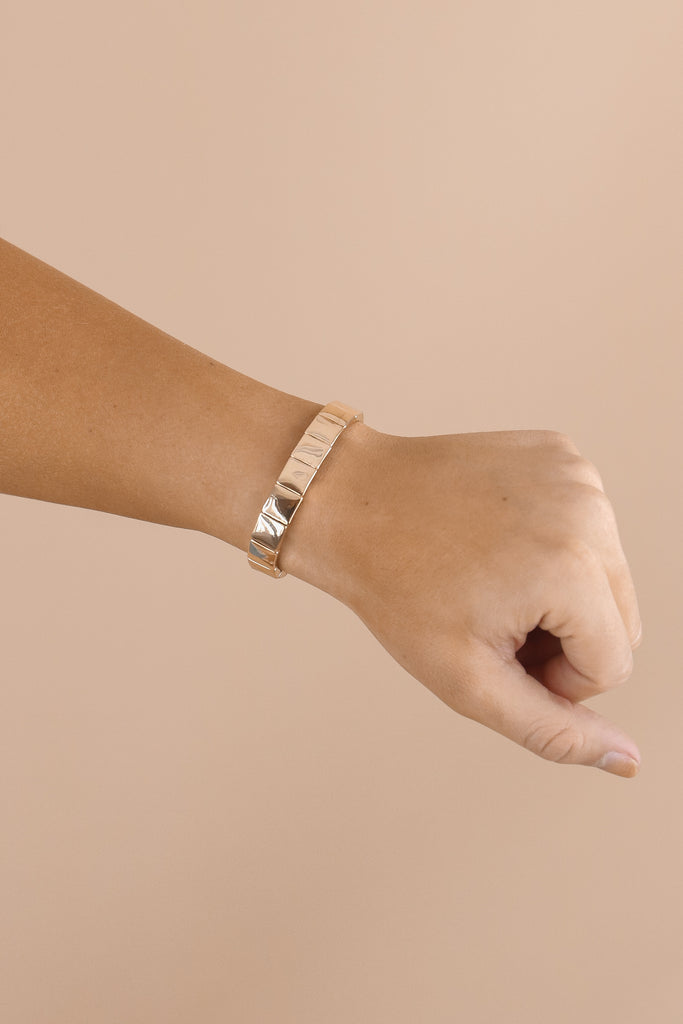Square Stretch Bracelet