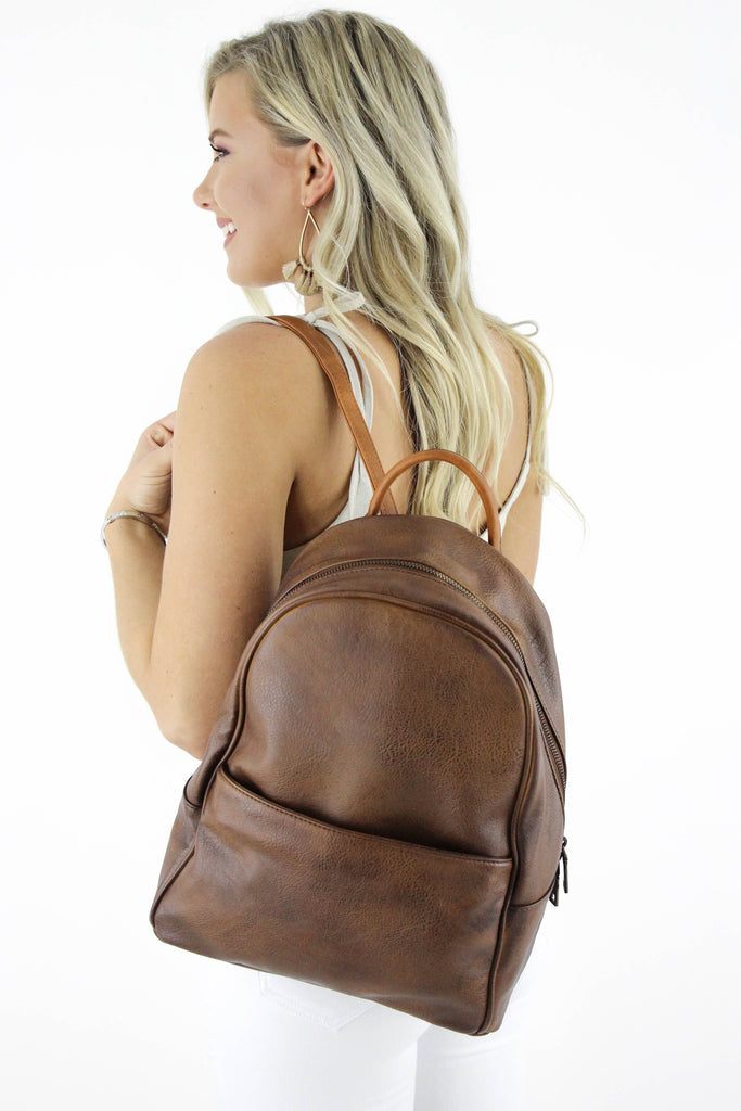 Simple Beauty Backpack
