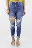 RESTOCK: CELLO: Best Choice High Rise Super Skinny