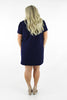 CURVY: High Key Shift Dress