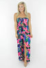 Touch Of Wonder Strapless Jumpsuit