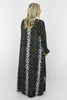 Sleek And Sassy Snake Print Duster