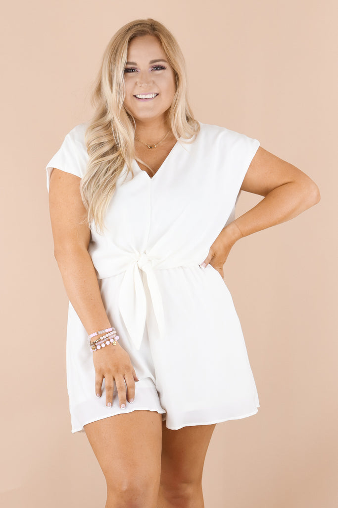 RESTOCK: CURVY: Get The Look Romper