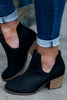 Tell Me What It's Like Ankle Booties