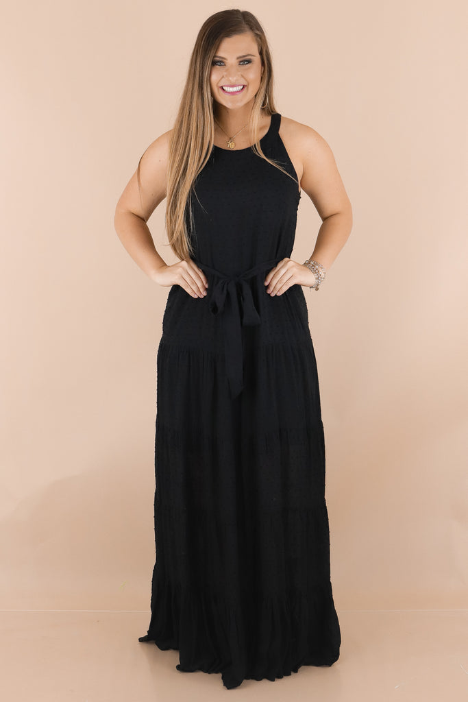 Glorious Days Maxi Dress