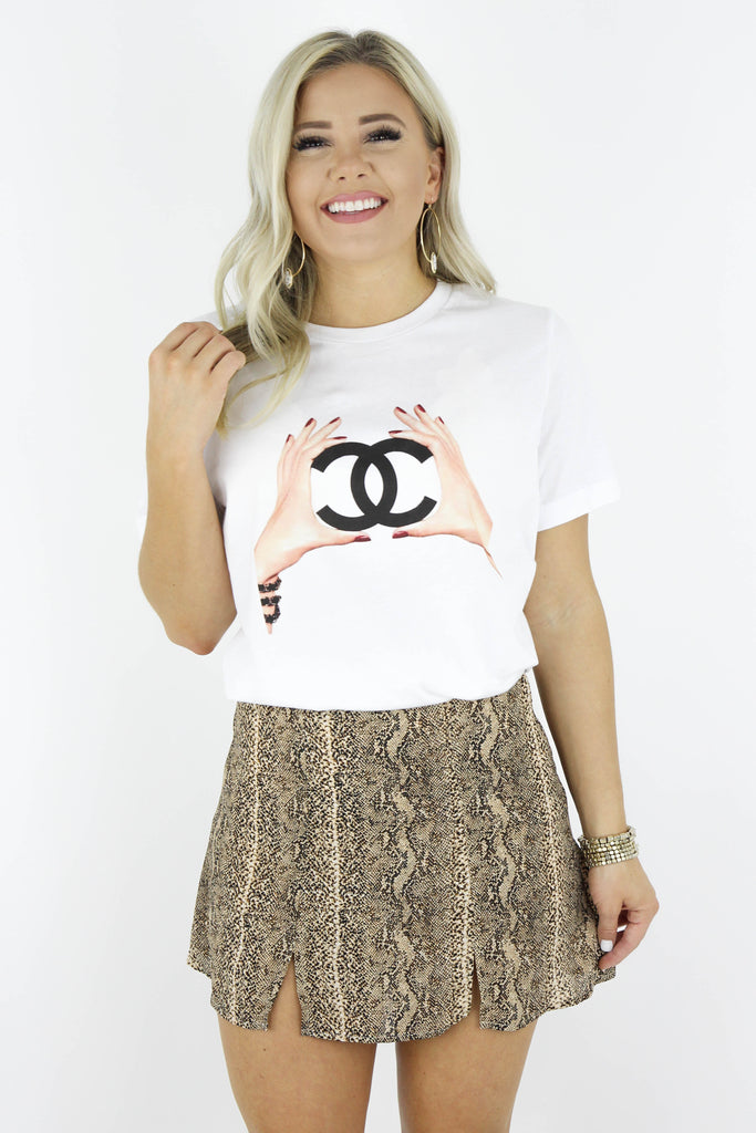 RESTOCK: See Right Through You Skort