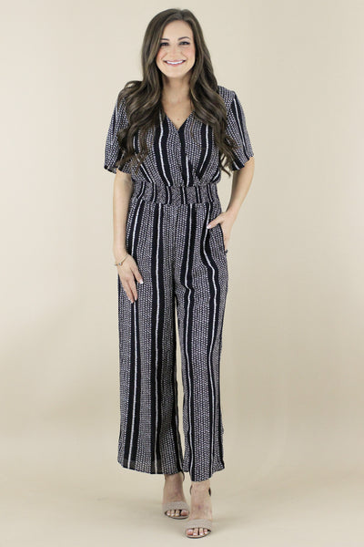 Casual Events Jumpsuit
