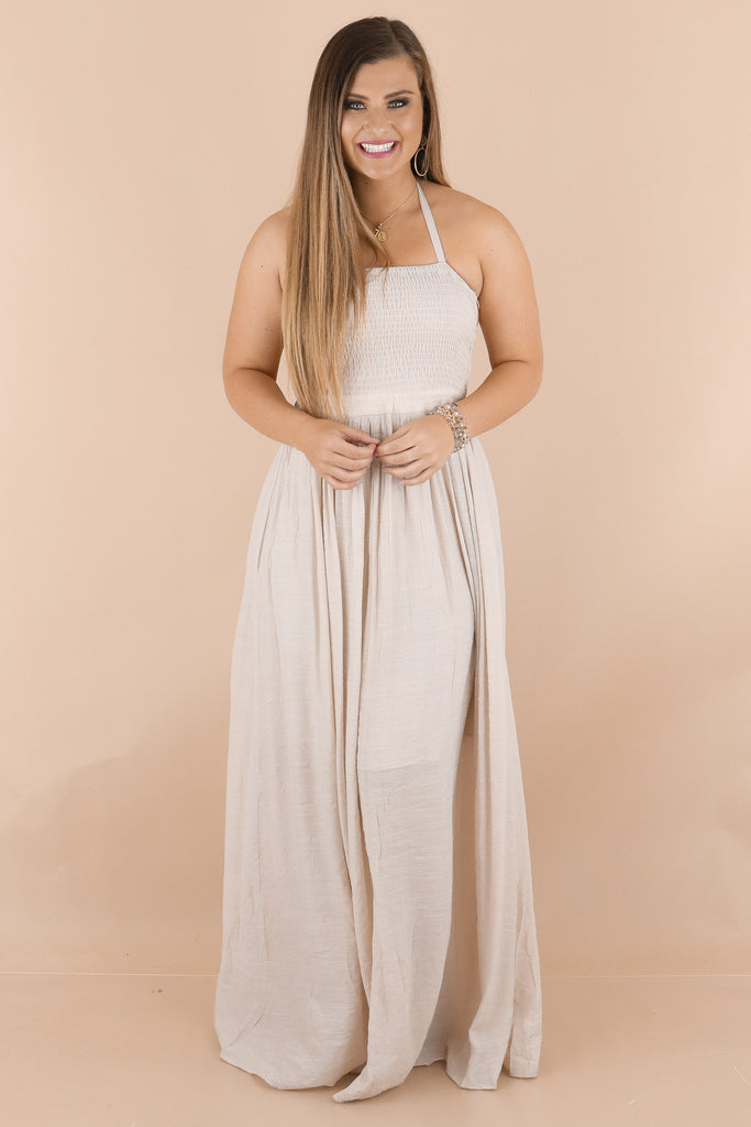 The Perfect Addition Maxi Dress