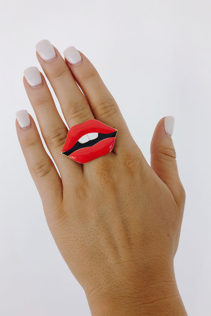 Lip Epoxy Ring