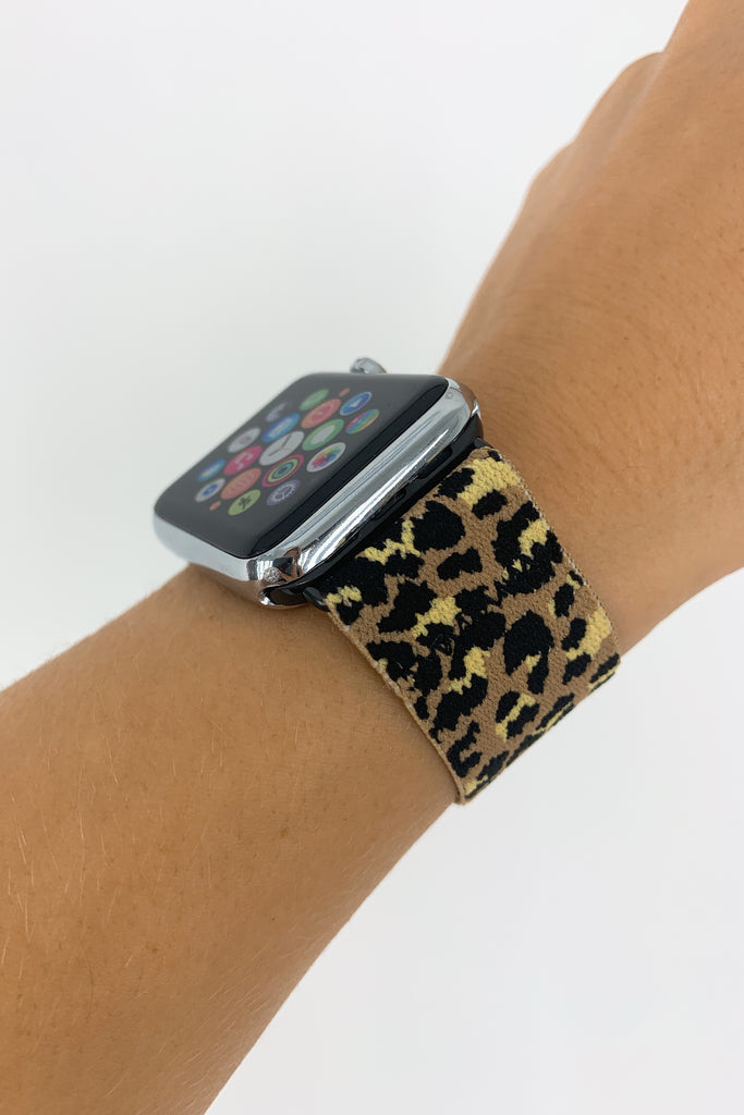 Printed Apple Watch Stretch Band 38MM