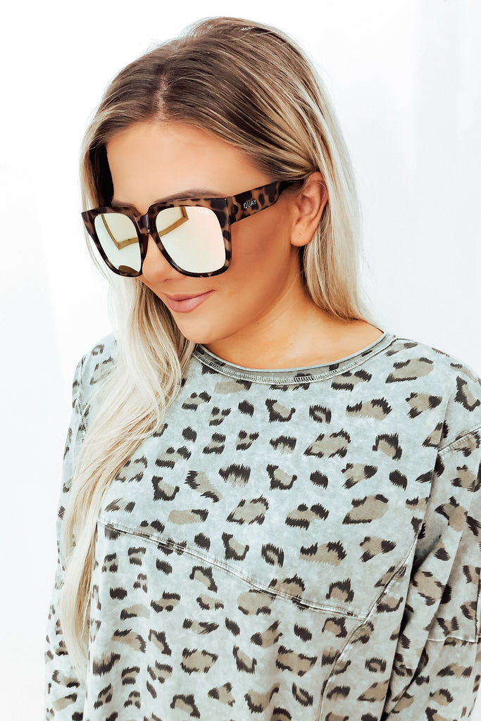 RESTOCK: QUAY On The Prowl Sunnies