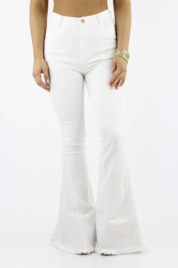 RESTOCK: Keeping A Low Profile Bell Bottom Jeans