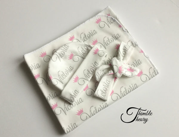 """Crown""- Newborn Set"