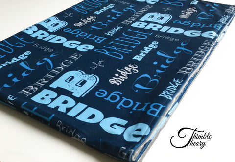 """Name Graffiti""- Personalized Double Sided Minky Blanket"