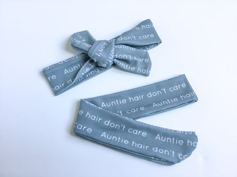 Auntie Hair Don't Care Headband