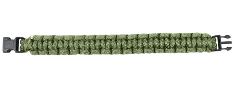 Solid Color Paracord Bracelet