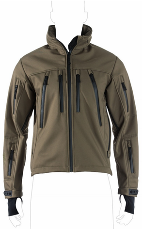 UF PRO® DELTA EAGLE SOFT SHELL JACKET