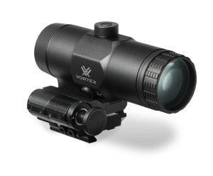 Vortex VMX-3T Magnifier, with Flip Mount (37mm/40mm Heights), Red Dot Accessories