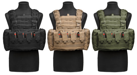 Tazmanian Tiger Chest Rig MKII