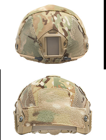 FirstSpear Helmet Cover, Ops Core FAST Helmet, Hybrid, 15-00084