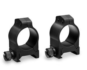 "Vortex Viper Rings: 1-Inch Low, Picatinny/Weaver Mount 0.78""/19.81mm"