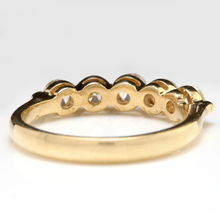 Load image into Gallery viewer, Splendid .90 Carats Natural Diamond 14K Solid Yellow Gold Ring